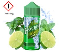 Evergreen Lime Mint 30ml Aroma