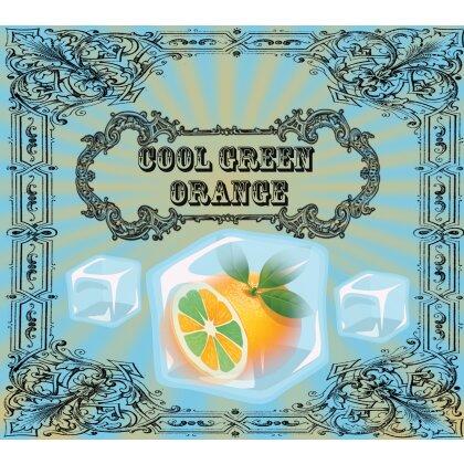 Cool Green Orange