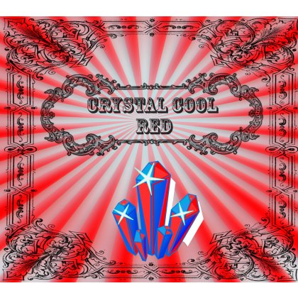 Crystal Cool Red