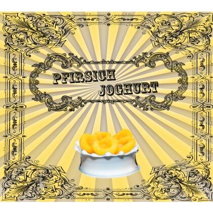 Pfirsich Joghurt