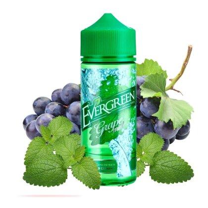 Evergreen Grape Mint 30ml Aroma
