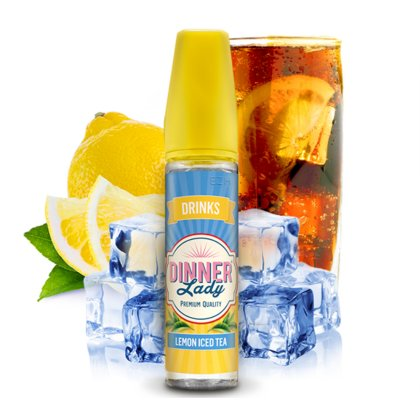 Dinner Lady DRINKS Lemon Iced Tea Aroma 20ml