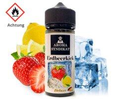 Aroma Syndikat Erdbeerkick 10ml Aroma