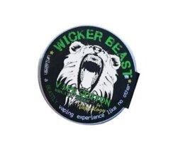 Wicker Beast Cotton Wickelwatte