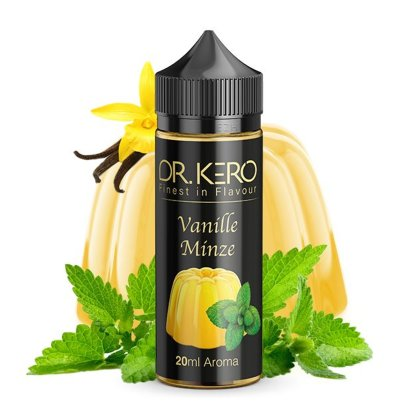 Dr. Kero Vanille Minze Aroma 20ml