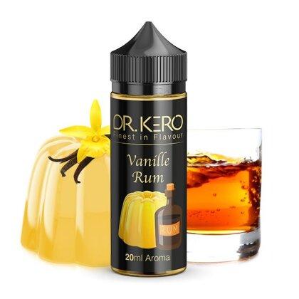 Dr. Kero Vanille Rum Aroma 20ml