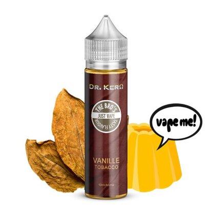 Dr. Kero X THE BRO´S Vanille Tobacco Aroma 10ml