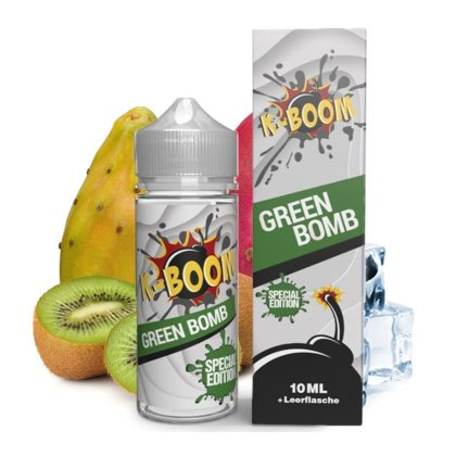 K-BOOM Green Bomb Aroma 10ml