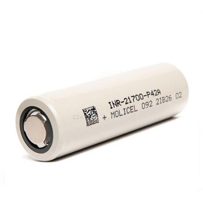 Molicel INR 21700-P42A 45A 4200 mAh Akku
